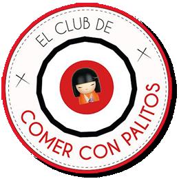 El Club de Comer con Palitos (logo)